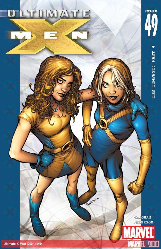 Ultimate X-Men (2000) #49