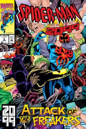 Spider-Man 2099 (1992) #8