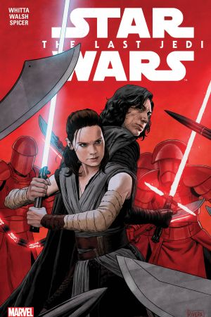 Star Wars: The Last Jedi Adaptation (Trade Paperback)