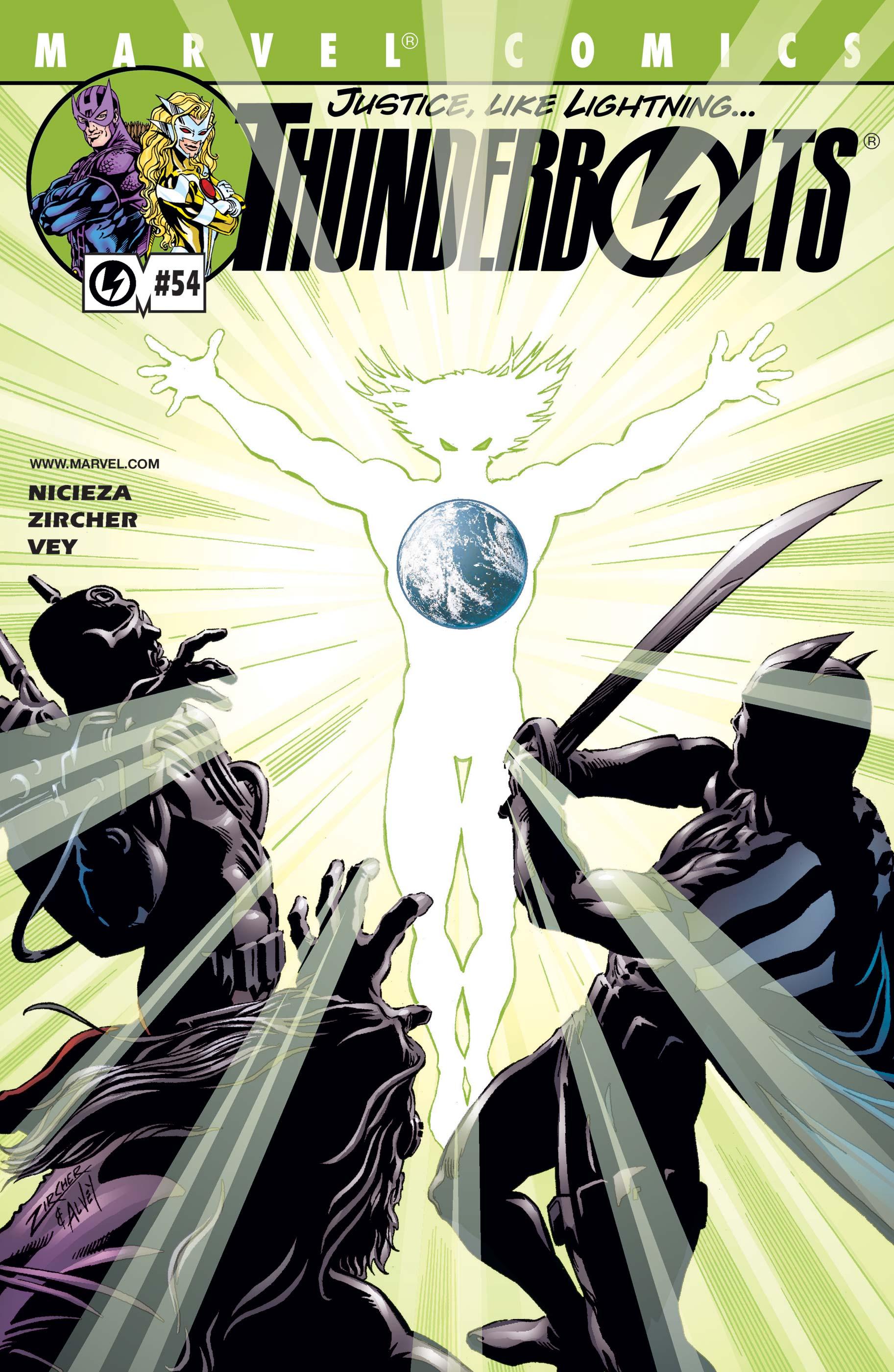 Thunderbolts (1997) #54