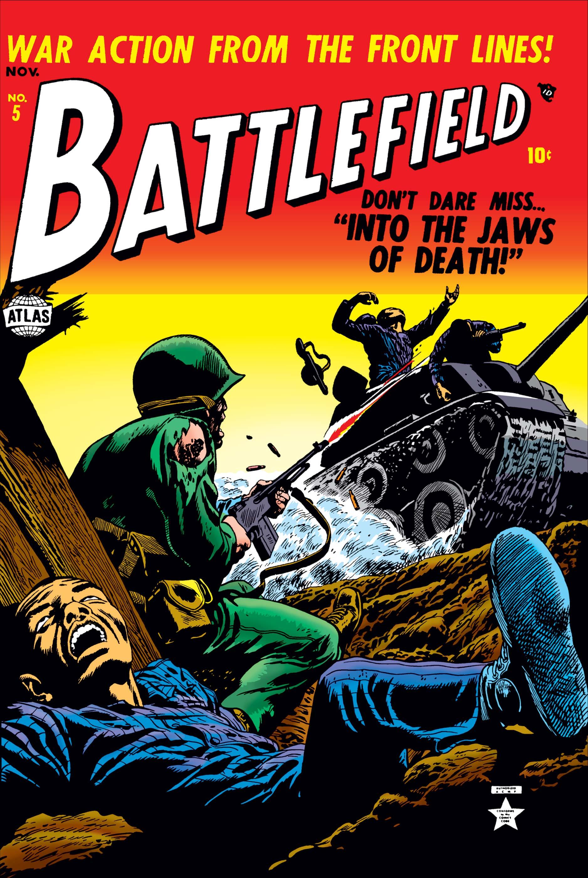 Battlefield (1952) #5