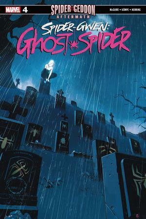 Spider-Gwen: Ghost-Spider (2018) #4