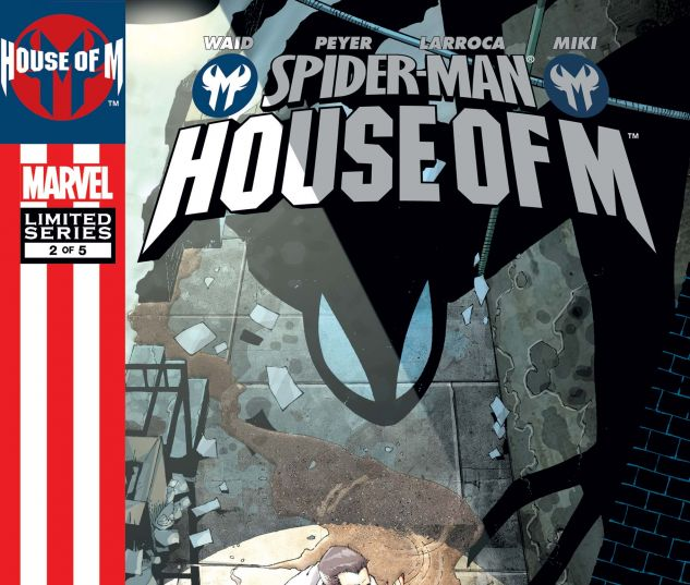 Spider-Man: House of M (2005) #2