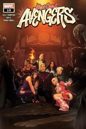 West Coast Avengers #10