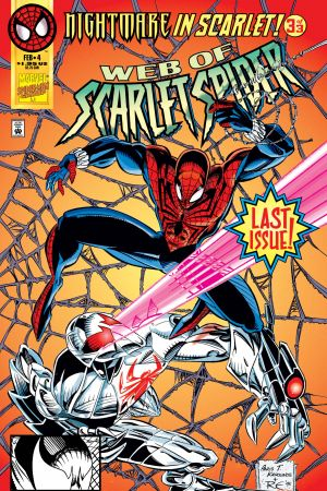 Web of Scarlet Spider #4