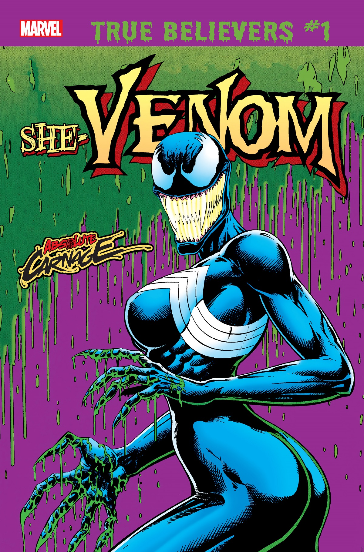 True Believers: Absolute Carnage - She-Venom (2019) #1