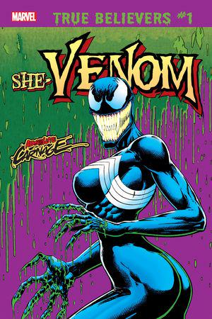 True Believers: Absolute Carnage - She-Venom #1