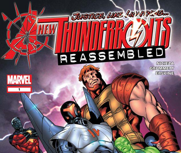 New Thunderbolts #1