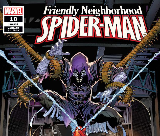 Friendly Neighborhood Spider-Man #10