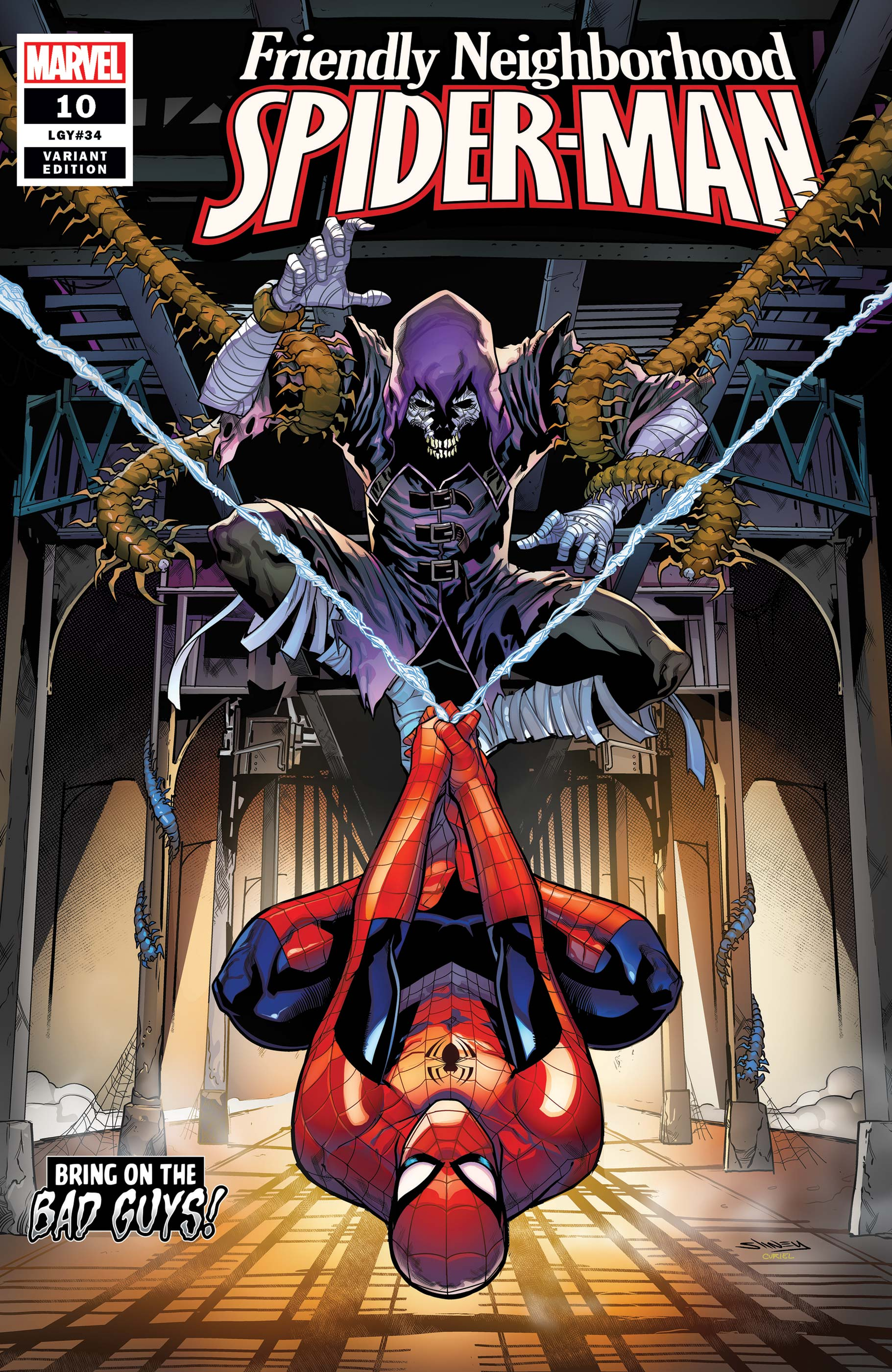 Friendly Neighborhood Spider-Man (2019) #10 (Variant)
