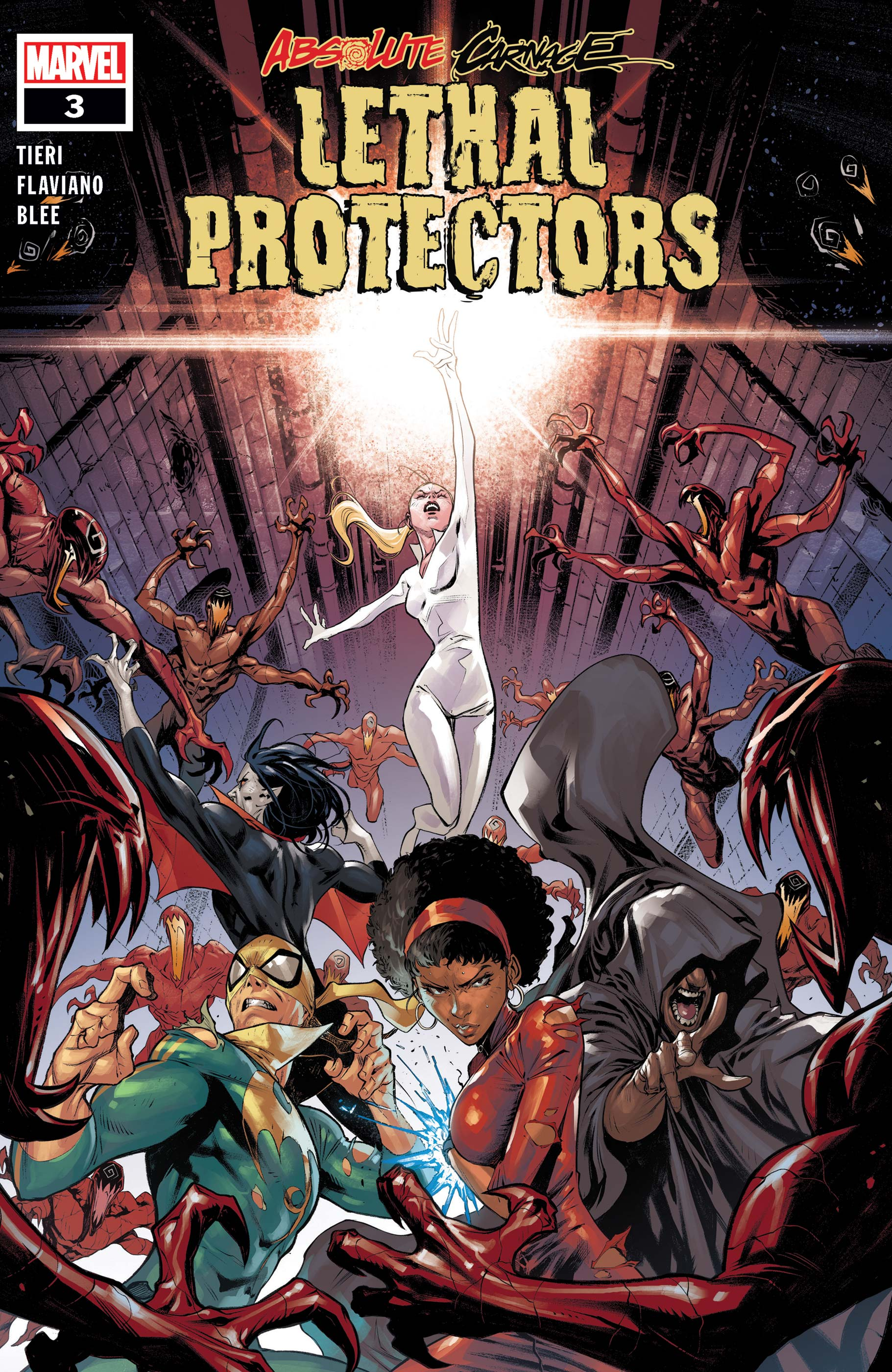 Absolute Carnage: Lethal Protectors (2019) #3