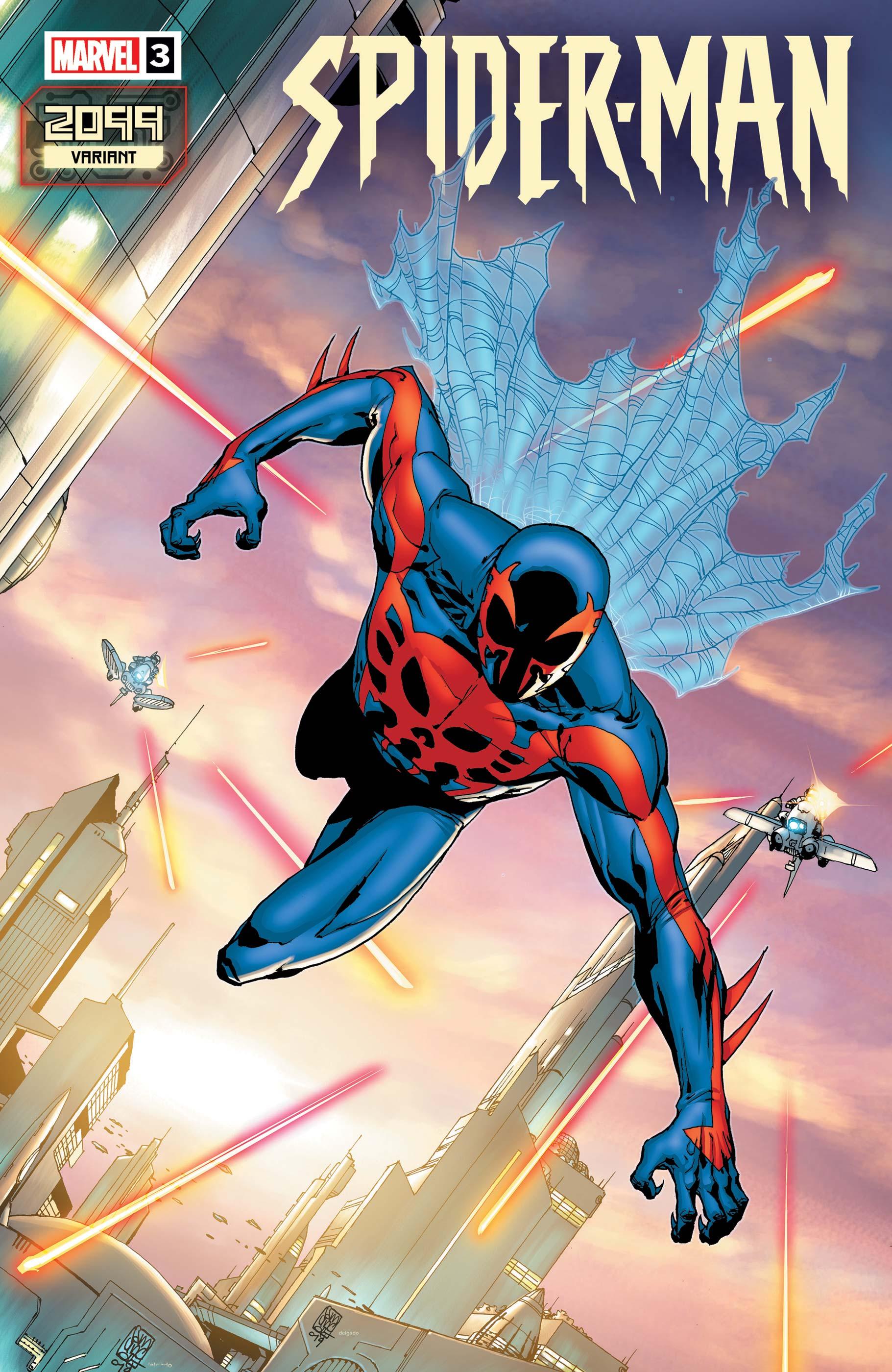 Spider-Man (2019) #3 (Variant)