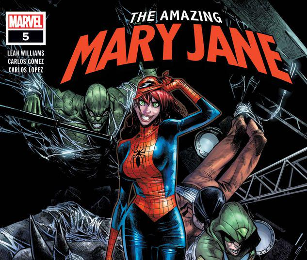 Amazing Mary Jane #5