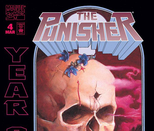 The Punisher: Year One #4