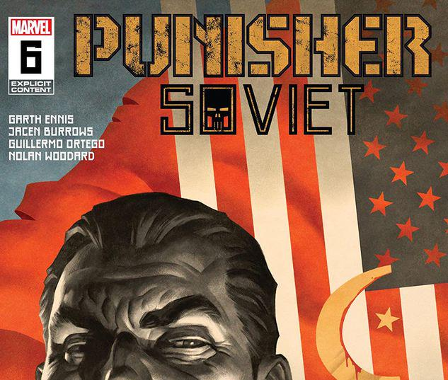 Punisher: Soviet #6