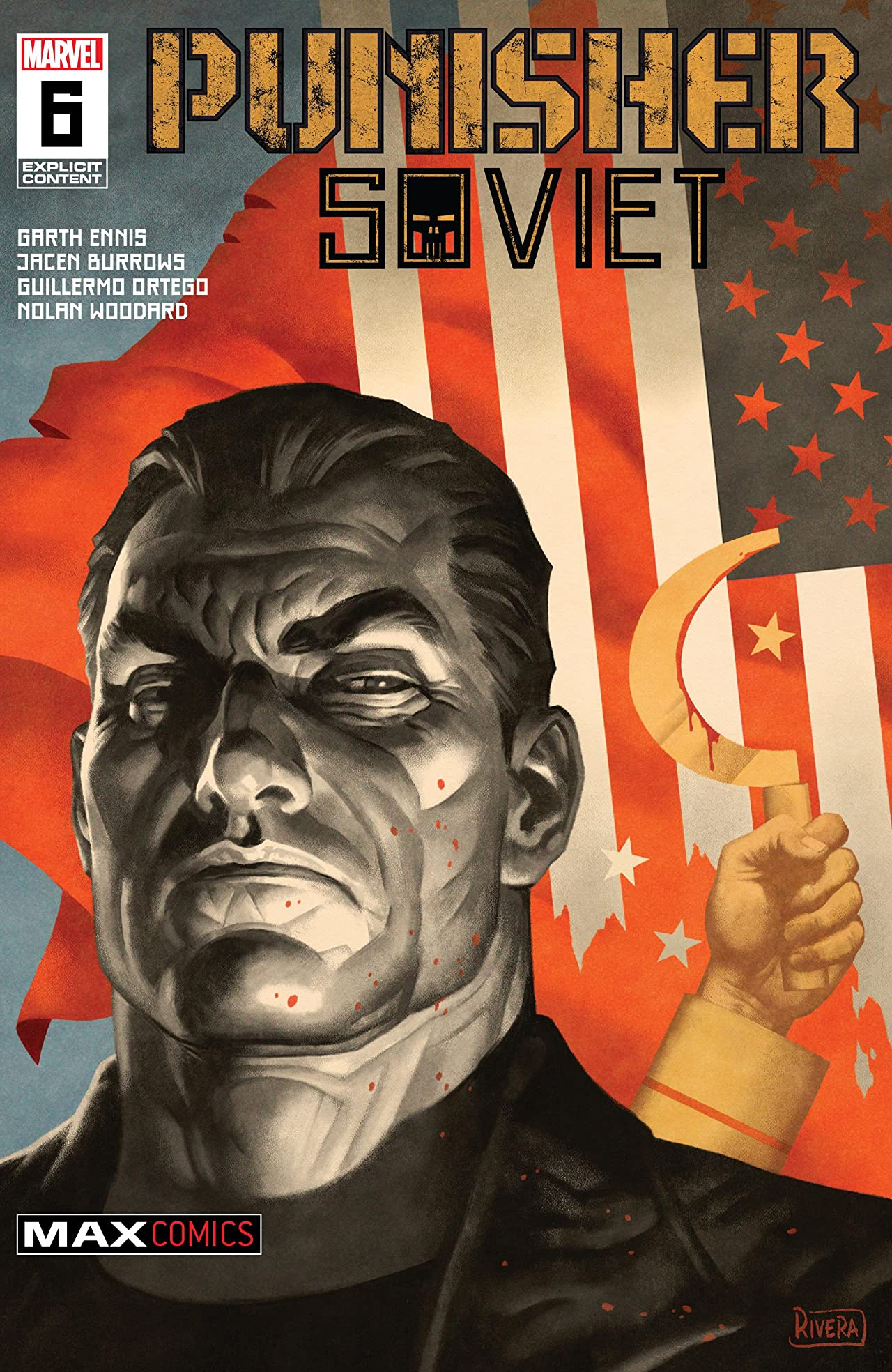 Punisher: Soviet (2019) #6