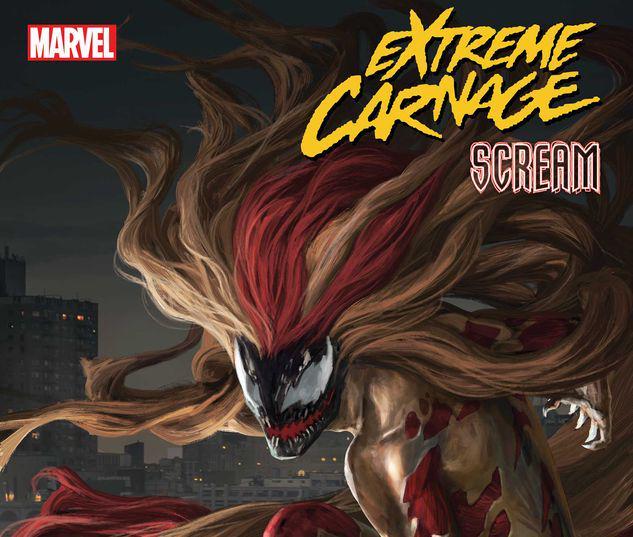 EXTREME CARNAGE: SCREAM 1 #1