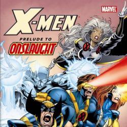 X-Men: Prelude to Onslaught (Trade Paperback)