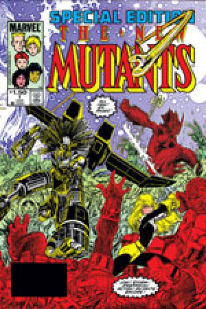 New Mutants Special Edition (1985)