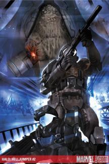 Halo: Helljumper (2009) #2