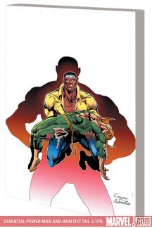 Essential Power Man and Iron Fist Vol. 2 (Trade Paperback)