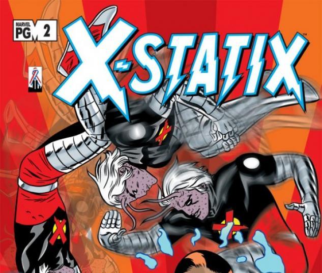 X-Statix (2002) #2