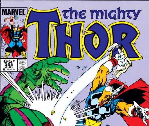 Thor (1966) #358