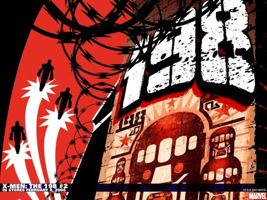 X-Men: The 198 (2006) #2 Wallpaper