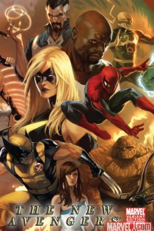 New Avengers (2010) #1 (DJURDJEVIC VARIANT)