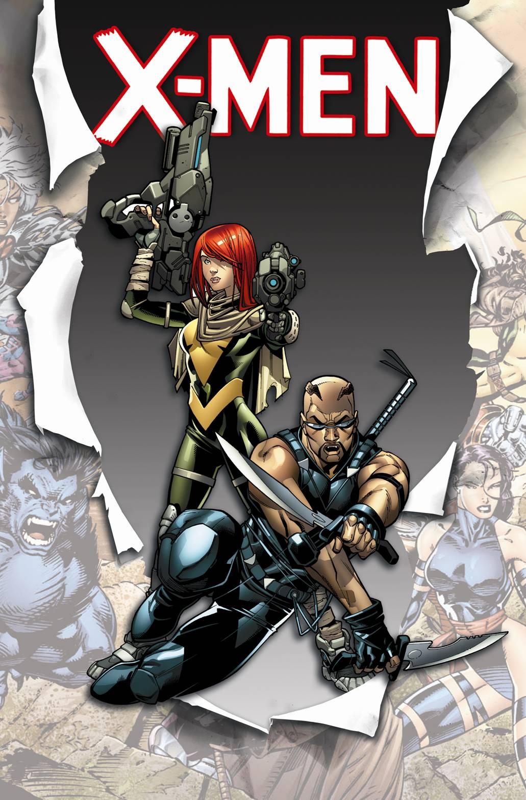 X-Men (2010) #5 (MEDINA VARIANT)