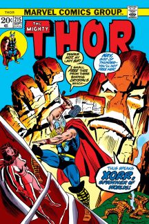 Thor (1966) #215