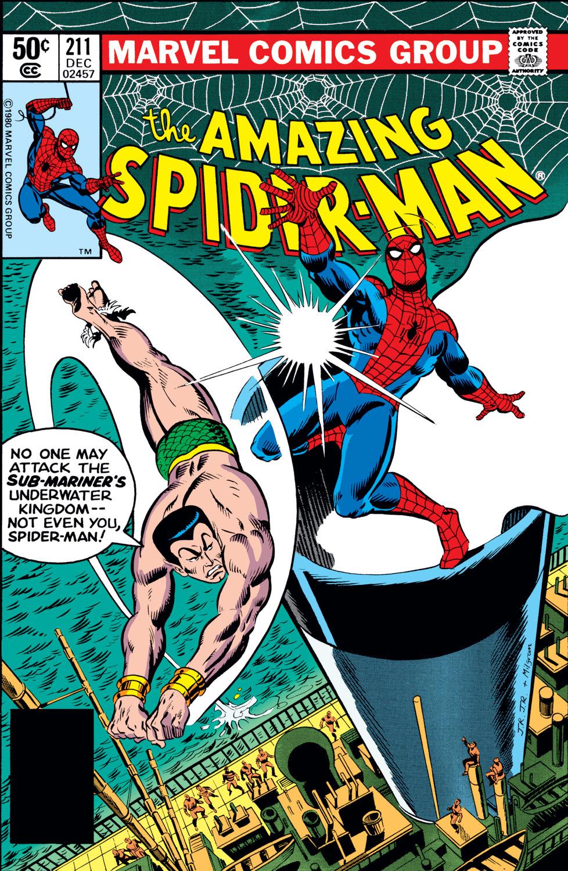 The Amazing Spider-Man (1963) #211