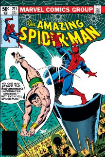 The Amazing Spider-Man (1963) #211
