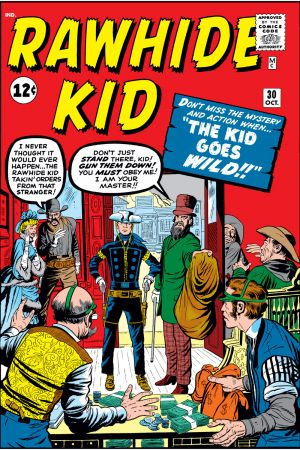 Rawhide Kid (1955) #30