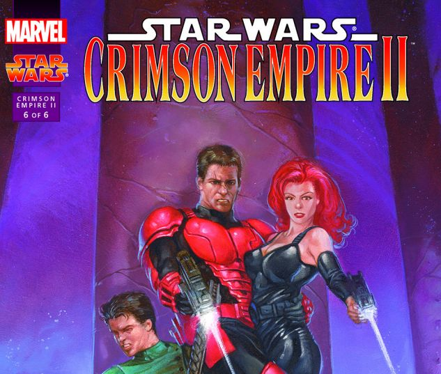 Star Wars: Crimson Empire II - Council Of Blood (1998) #6
