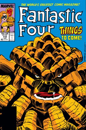 Fantastic Four (1961) #310