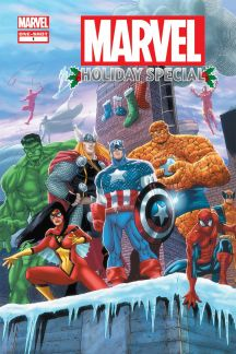 Marvel Holiday Comic (2011) #1