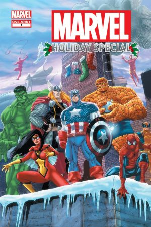 Marvel Holiday Comic  #1