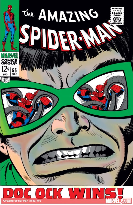 The Amazing Spider-Man (1963) #55