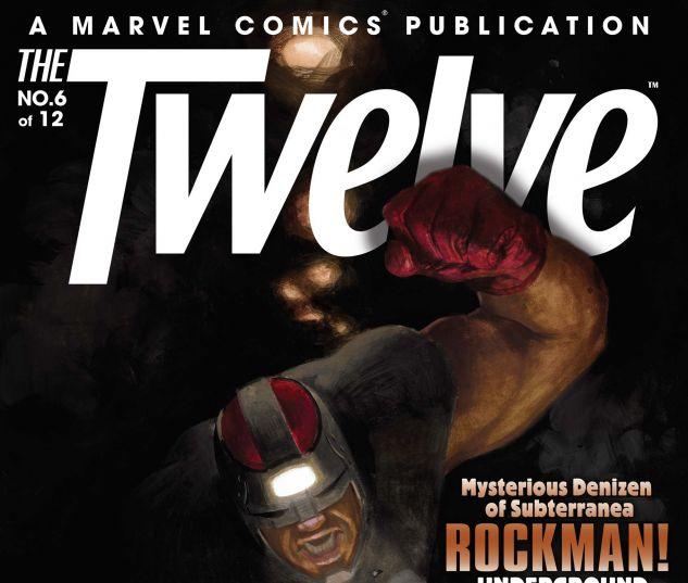 The Twelve (2008) #6
