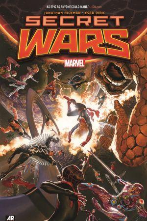 Secret Wars (Trade Paperback)