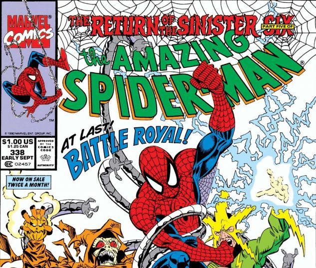Amazing Spider-Man (1963) #338