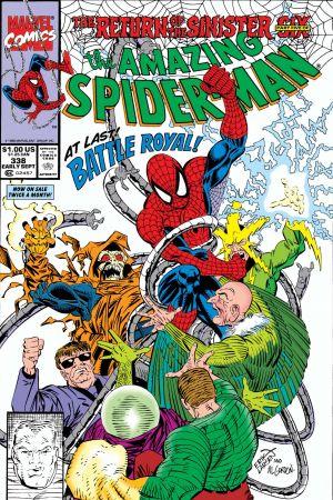 The Amazing Spider-Man (1963) #338