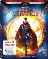 Doctor Strange Target Exclusives