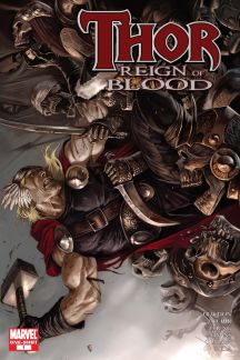 Thor: Reign of Blood (2008) #1