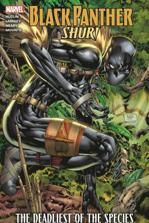 Black Panther: Shuri - The Deadliest of the Species (Trade Paperback)