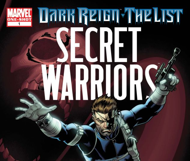Dark Reign: The List - Secret Warriors (2009) #1