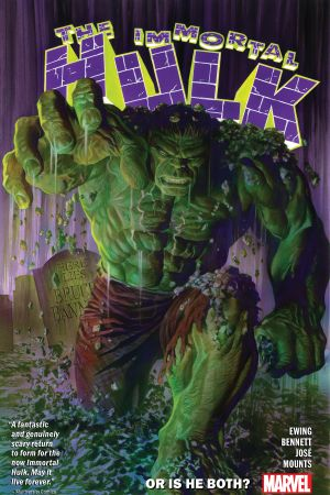 Immortal Hulk Vol. 1: Or is He Both? (Trade Paperback)