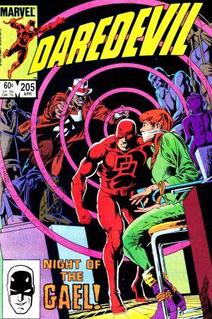 Daredevil #205