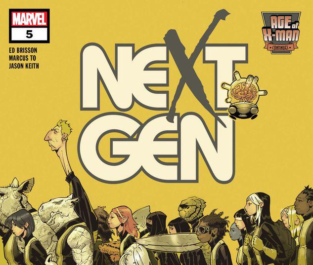 Age of X-Man: Nextgen #5